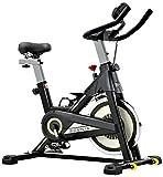 Heimtrainer, SOVNIA stationäre Fahrräder, Fitness-Fahrrad mit iPad-Halterung, LCD-Monitor und...