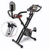Sportstech Fitness Heimtrainer mit LCD-Konsole & Zugbandsystem   Deutsche Qualitätsmarke  ...